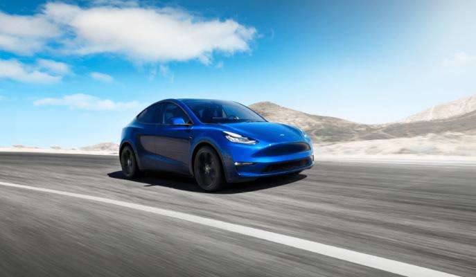 Tesla Model Y SUV'un Tanıtımıyla Birlikte Teknik Detay ve Fiyatı da Açıklandı