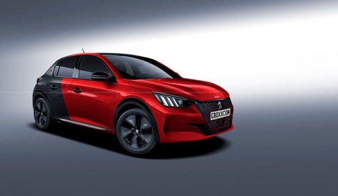 """""""2020 Peugeot 208 GTi"""" Clio RS ve Polo GTI için Geliyor!"""