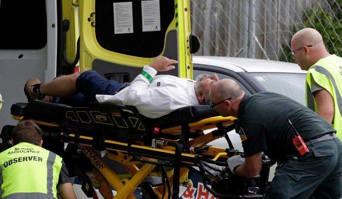 Yeni Zelanda 2 Camiye Düzenlenen Silahlı Saldırılarla En Karanlık Günlerinden Birini Yaşıyor