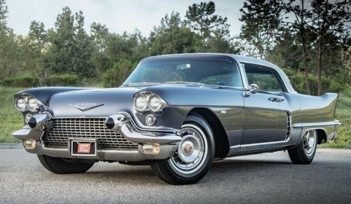 Cadillac Eldorado'nun 1958 Brougham Örneği Anormal Bir Paraya Satılıyor!