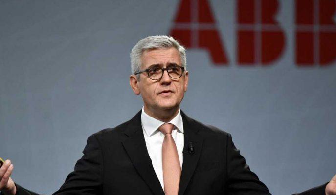 ABB CEO'su Yıllardır Süren Yatırımcı Baskılarının Ardından Aniden İstifa Etti, Hisseler Yükseldi!