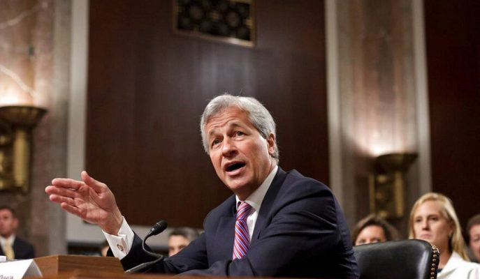 ABD Bankalarının CEO'ları Finansal Krizden Bu Yana Kongre ile İlk Kez Yüzleşiyor