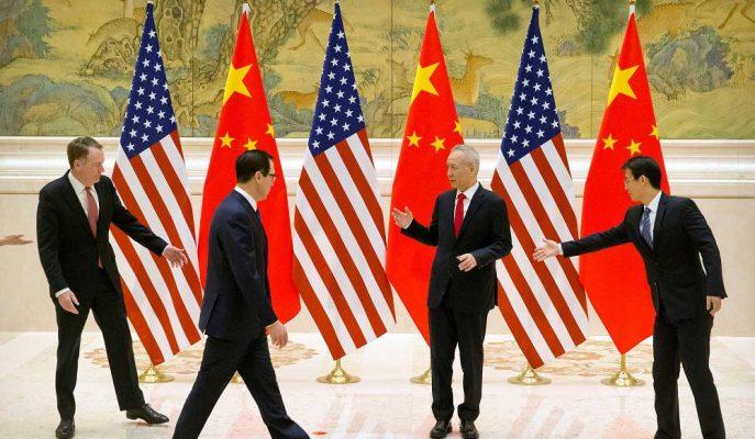 ABD-Çin Ticaret Müzakerelerinde Son Turlara Gelindiği Söylendi