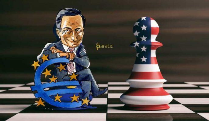 Mario Draghi: ABD'nin Tarife Tehditleri Avrupa'nın Güvenine Zarar Veriyor