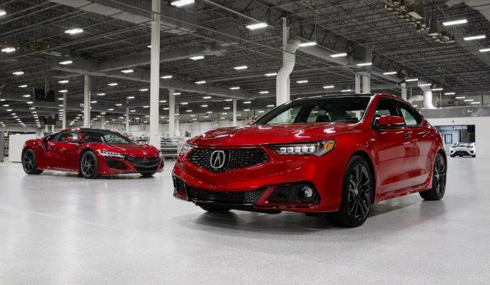 Acura, Spor NSX İşçiliğinin Aynısını Özel Üretim TLX PMC Sedana Uygulayacak!