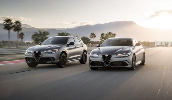 Alfa Romeo'nun 100 Bin Dolarlık Giulia ve Stelvio Quadrifoglio NRing Sürümleri!