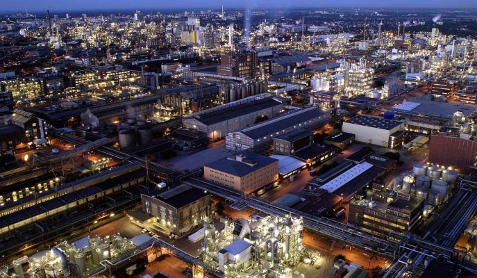 Almanya Sanayi Üretimi İnşaat Faaliyetleri ile Şubat'ta Artış Gösterdi