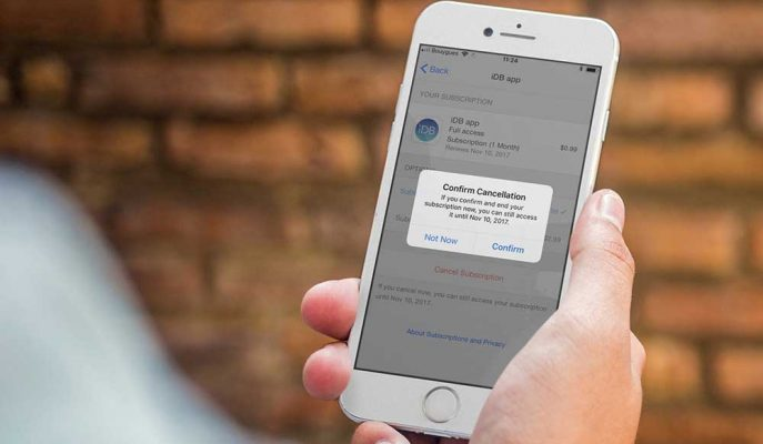 App Store Aboneliği için Ek Doğrulama Uygulaması Başladı