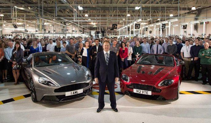 Aston Martin CEO'su Dünyaya Hükmedecek Otomobil Şirketlerini Söyledi!