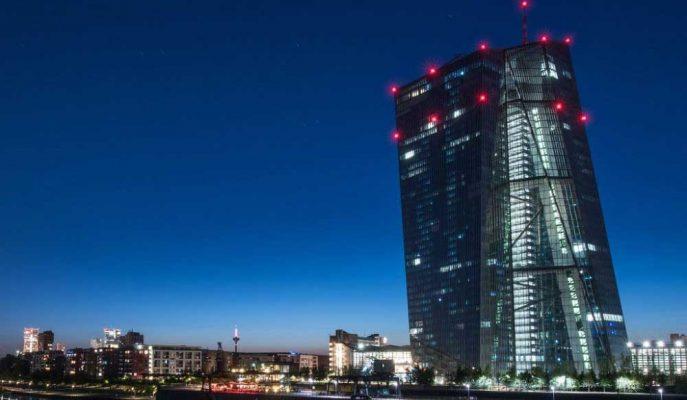 Avrupa Merkez Bankası Para Politikasının Japonlaşması Konusunda Endişelenmemeli