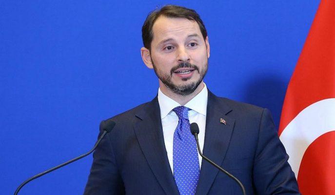 Hazine ve Maliye Bakanı Berat Albayrak Reform Paketini Açıkladı