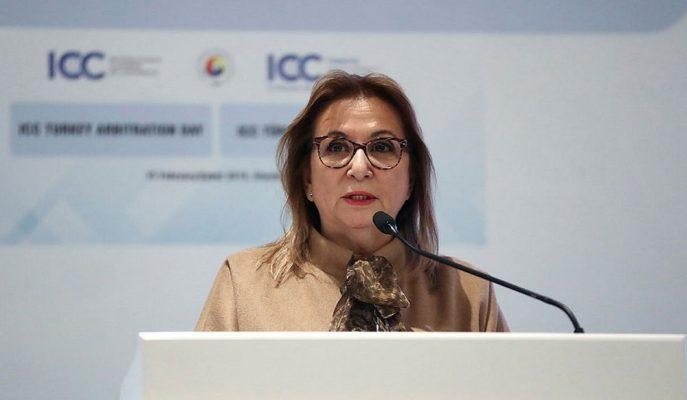 Bakan Pekcan: Rusya ile 100 Milyar Dolarlık Ticarete Ulaşmak için Yeni Yollar Bulunmalı