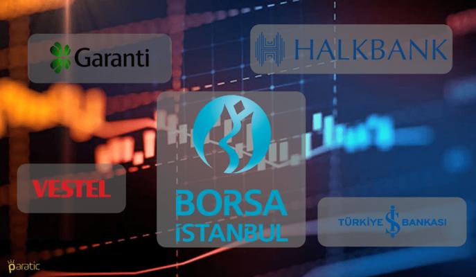 BIST Bankalar ve Sanayi Endeksleri ile Dikkat Çeken Hisse Senetleri