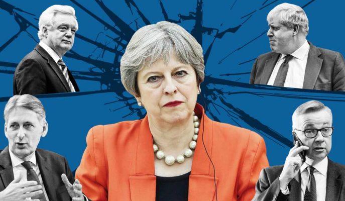 Brexit Belirsizliği Zirveye Çıkarken, İngiltere Anlaşmasız Çıkış ile Karşı Karşıya