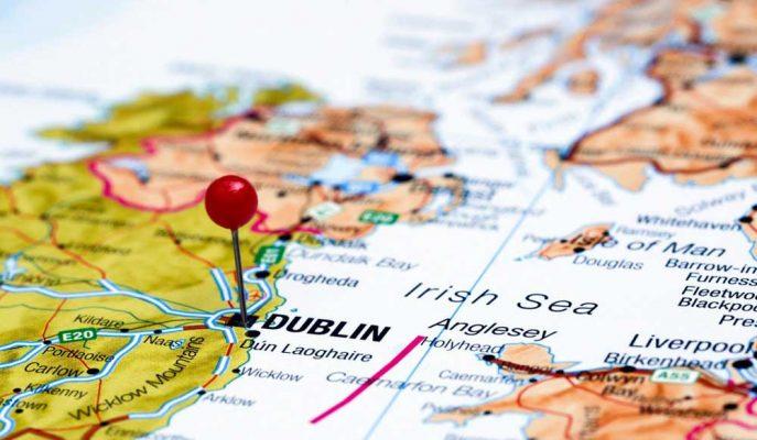 Brexit'in İrlanda Sınır Meselesi ABD-AB Ticaret Anlaşmasını Tehlikeye Sokabilir