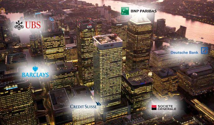 Yatırımcılar Büyük Avrupa Bankalarının Kazançları Konusunda Endişeli