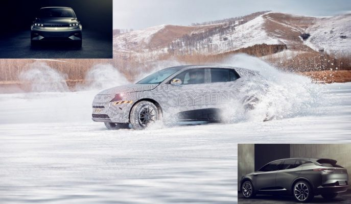 Byton, M-Byte SUV'un Testlerini Moğalistan'ın Soğuk İkliminde Tamamladı!
