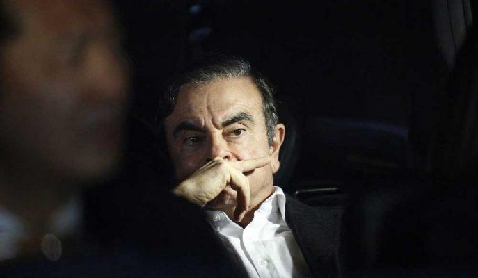 Carlos Ghosn Gerçeği Anlatacağını Söyledi, Bir Gün Sonra 4. Kez Tutuklandı