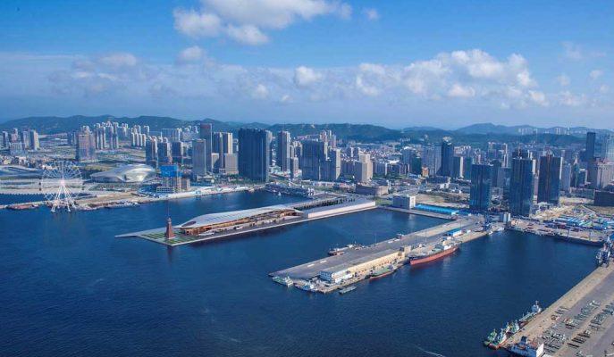 Çin'in Dalian Limanında 1 Milyar Dolarlık İran Ham Petrolü Bulunuyor