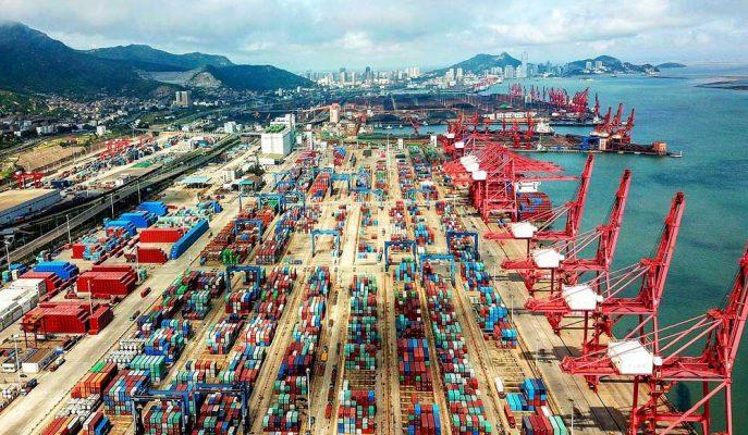 Çin'in Mart Ayı Ticaret Fazlası Beklentilerin Çok Üzerinde Geldi