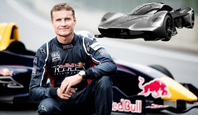 "David Coulthard Mercedes-AMG One'den Sonra ""Aston Martin Valkyrie"" Siparişi Verdi!"