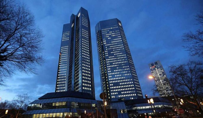 Deutsche Bank Hisseleri 20 Milyar Dolarlık Rus Para Aklama İddialarıyla Düştü
