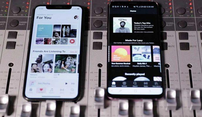 Dijital Müzik Platformları Gelirlerini Artırırken Sektörün de Büyümesine Yol Açtı!