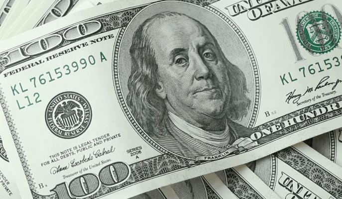 Dolar 3 Haftanın Zirvesinden Gerileyerek 5,73'e İndi