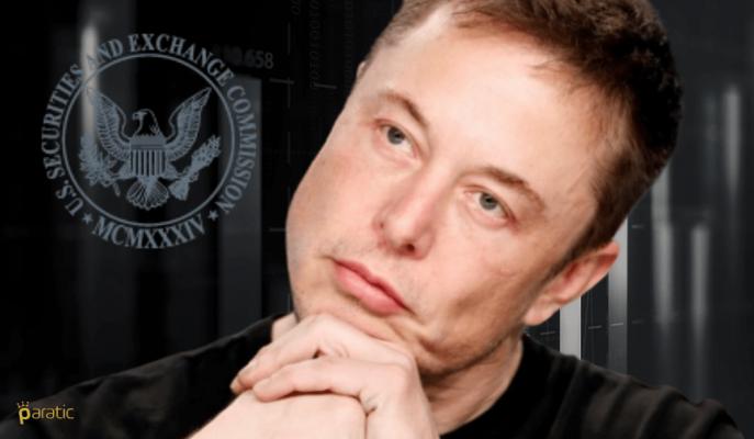"""Elon Musk'ın 2018 Yılında """"Yönlendirici Tweet Soruşturması"""" ve SEC'in Güncel Hamleleri"""