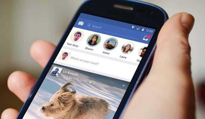 Facebook Hikayeler Tahmin Edilenin Aksine Yüksek Kullanıcı Sayısı ile Dikkat Çekiyor