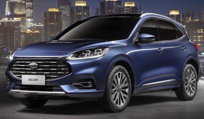 2020 Yeni Ford Espace 4. Nesliyle Çin'e Gidiyor!