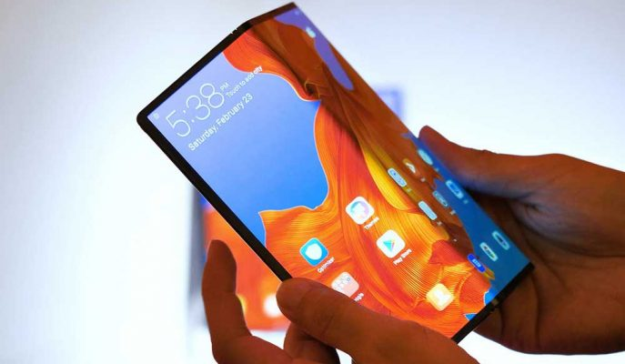 Huawei'nin Gelecek Planlarında Katlanabilir Telefonlar Büyük Yer Tutuyor