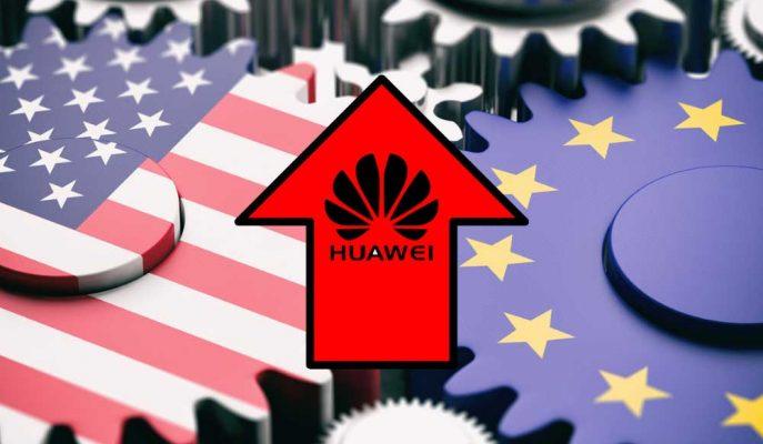 Huawei Politik Baskılara Rağmen İlk Çeyrek Gelirini Yüzde 39 Artırdı