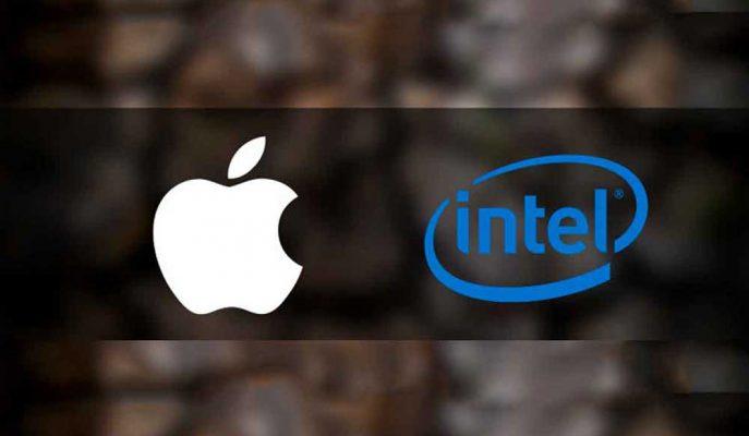 Intel'in Rafa Kaldırdığı 5G Planına Apple Kancayı Attı