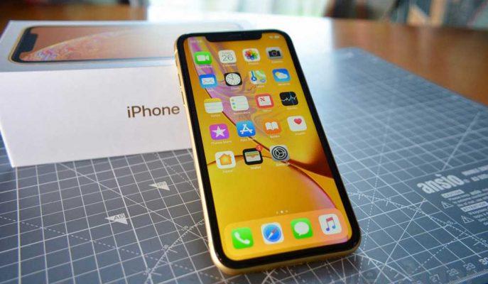 iPhone XR İngiltere'deki Satış Rakamları ile Apple'ın Yüzünü Güldürdü