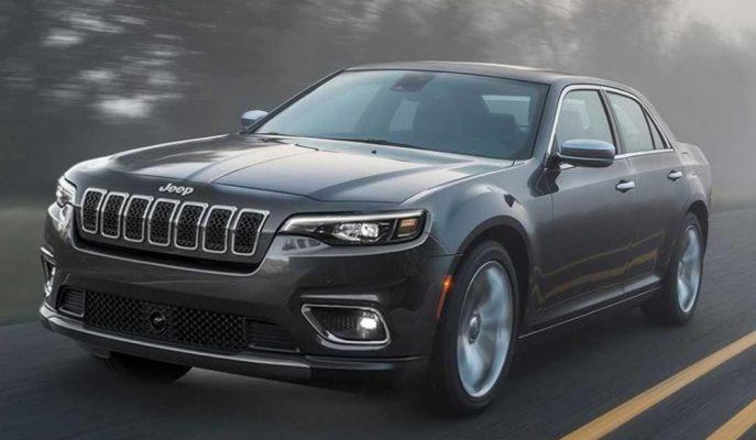 4X4'lerin İsim Babası Jeep'ten Sedan Model mi?