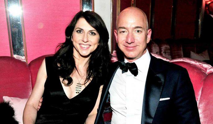 Jeff Bezos Boşandığı Eşine 35 Milyar $'lık Hisse Vermesine Rağmen Hala Dünyanın En Zengini