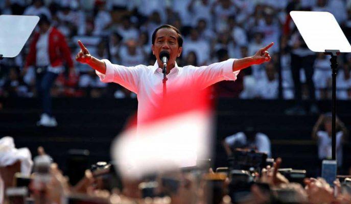 Jokowi İkinci Kez Endonezya Başkanı Olmak Üzere Ama Piyasalardaki İyimserlik Tartışmalı