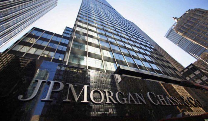 JP Morgan 2019'un 1. Çeyreğinde Rekor Kâr ve Gelir Elde Etti