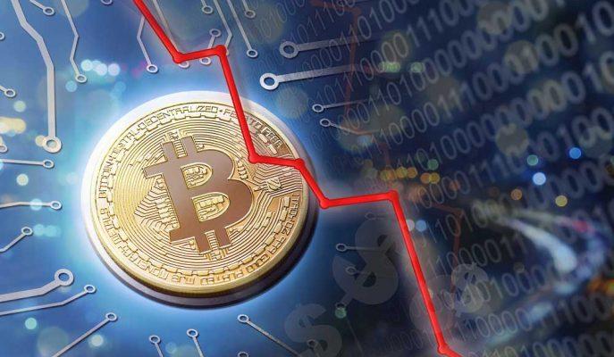 Kripto Para Piyasası 1 Saatte Yaklaşık 10 Milyar Dolar Değer Kaybetti