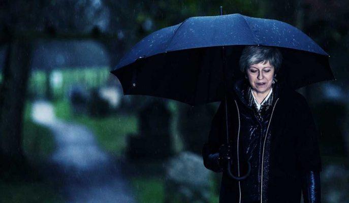 Kritik Zirve Öncesi Theresa May'in Yeni Bir Planı Yok!