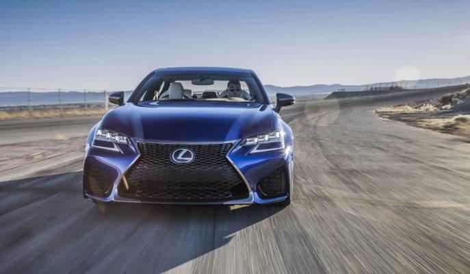 """Alman Hız Sedanlarına Alternatif Güç Kaynağı: """"Lexus GS F"""""""