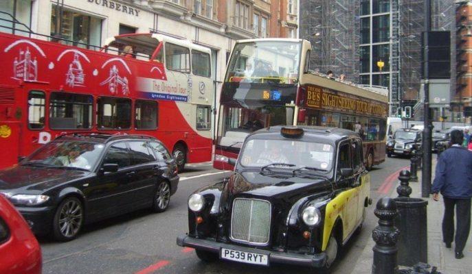 """Londra """"Dünyanın En Zorlu Araç Emisyon Standartı"""" ULEZ'i Devreye Alıyor!"""