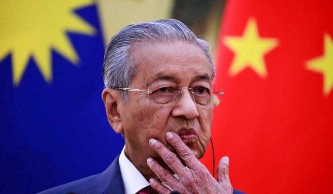 Malezya'daki Çinli İşletmeler Mahathir Muhammed'in Pekin'le İlişkileri Yumuşatmasını Bekliyor