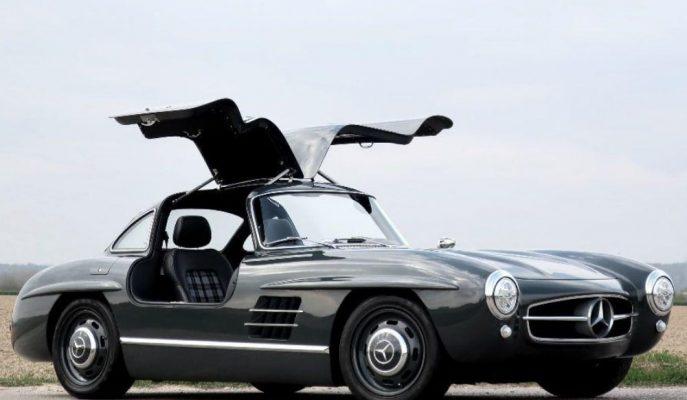 Ustaca Hazırlanmış Mercedes-Benz 300 SL'nin İnanılmaz Hikayesi!