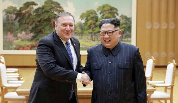 Mike Pompeo'dan Kendisini İstemeyen Kuzey Kore'ye Yanıt: Görüşmeler Benimle Yapılacak