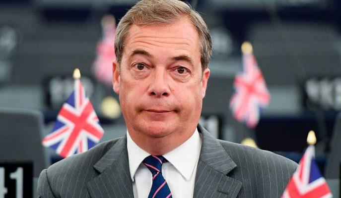 AB'den Ayrılık Yanlısı Nigel Farage Yeni Bir Brexit Partisi Kurdu