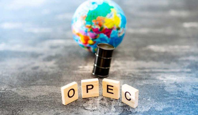 OPEC'in Petrol Üretimi Mart'ta 4 Yılın En Düşük Seviyesine Geriledi