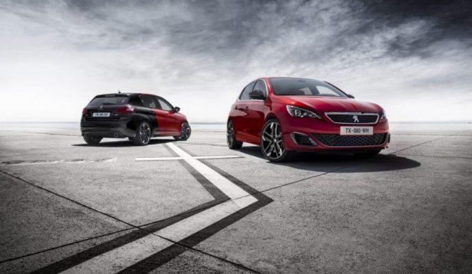 Peugeot 308 GT ve GTi Serilerinin Güçlerini Mecburen Düşürüyor!