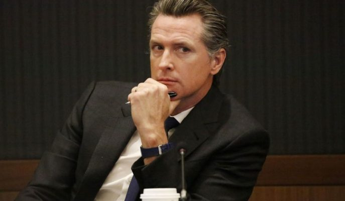 PG&E Hisseleri Kaliforniya Valisi Newsom'un Açıklamalarıyla Yüzde 20 Yükseldi